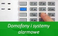 Domofony i systemy alarmowe